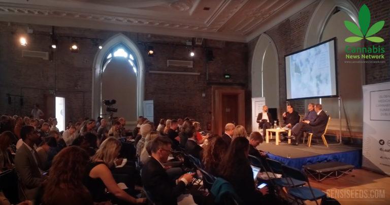 Global Medical Cannabis Summit Dublin 2016: Report & Interviews