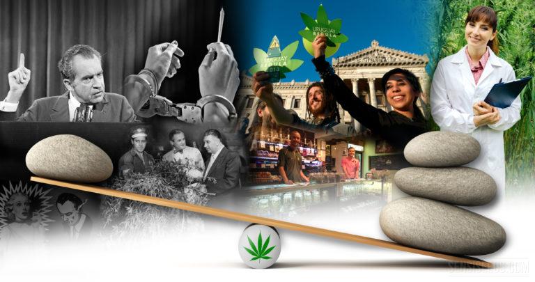 Légalisation du cannabis – avons-nous atteint le point de bascule ?