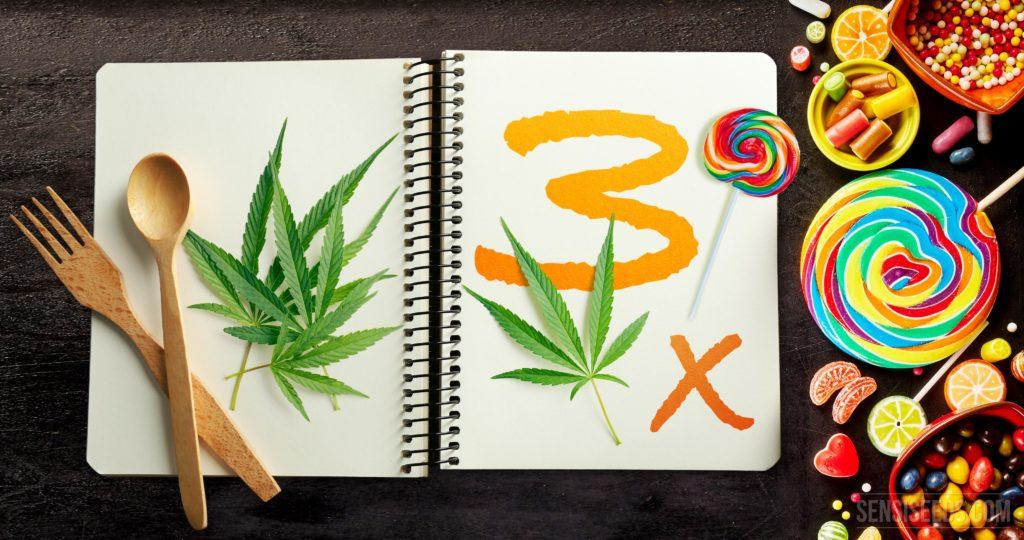 Top 3 des recettes à base de cannabis pour faire la fête