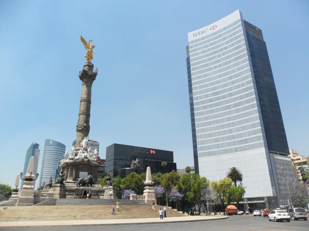 HSBC Mexico kreeg de hoogste boete in de bankgeschiedenis opgelegd voor de witwaspraktijken voor het kartel (© HS Krohn)