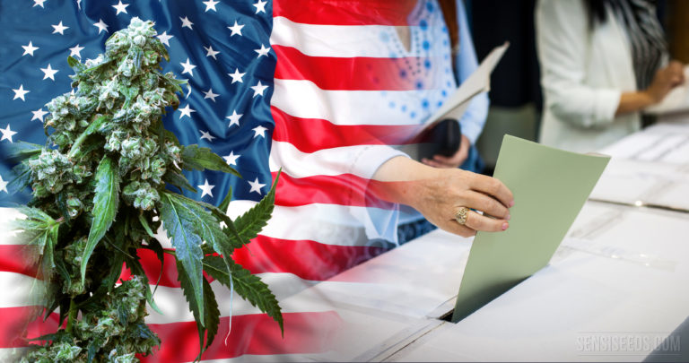 Newsflash – Results of US Cannabis Propositions on Election Day