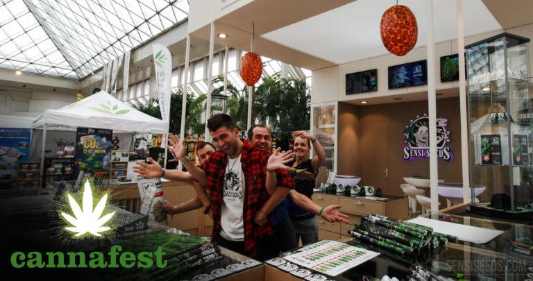Rejoignez-nous à Cannafest 2016 !