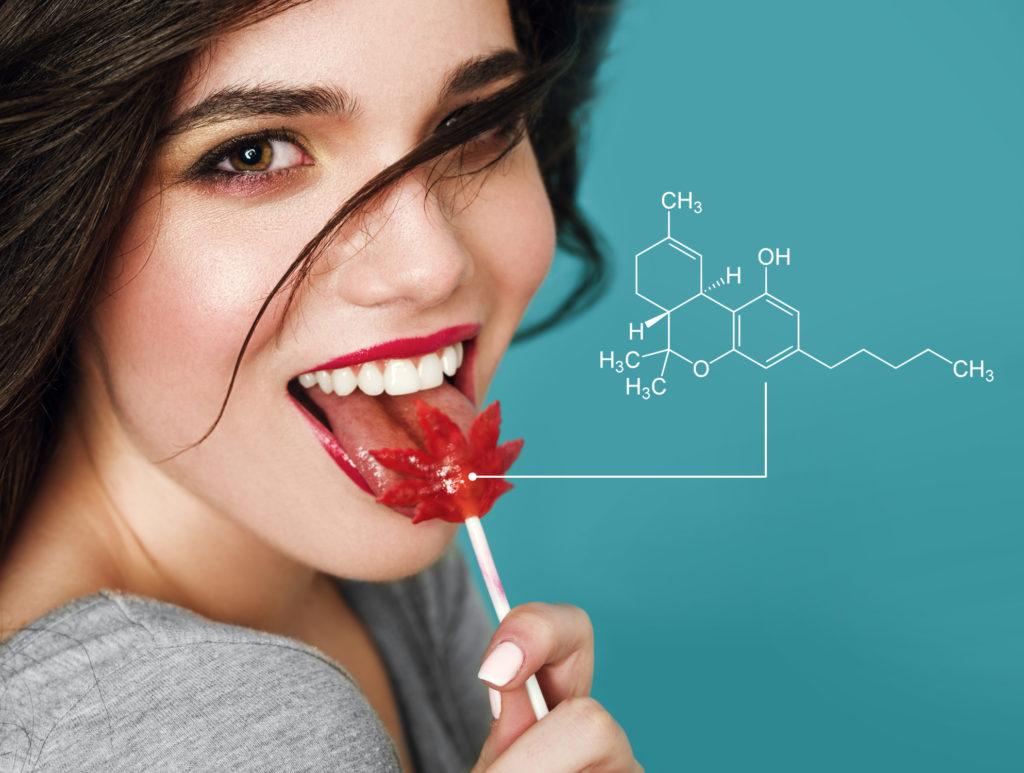 Welke effecten geven eetbare producten?