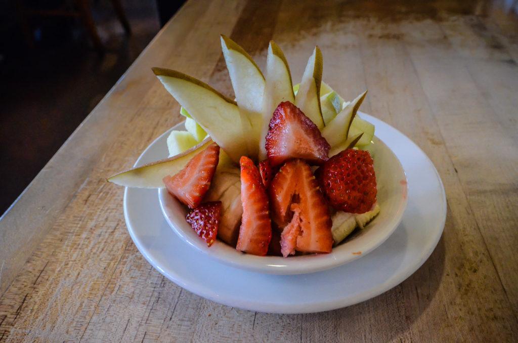Las frutas están llenas de terpenos aromáticos (© Sandra Foyt)