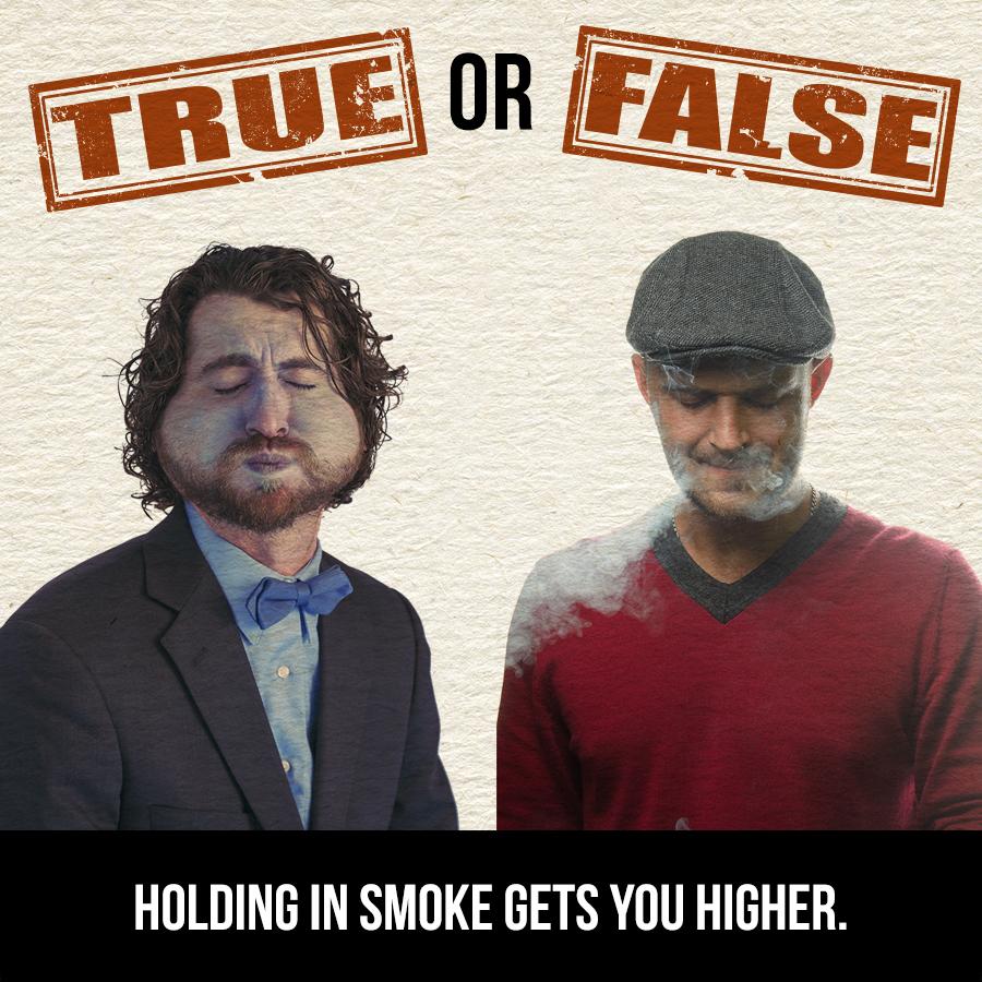Jouw mening: word je higher als je de rook binnenhoudt? - Sensi Seeds Blog