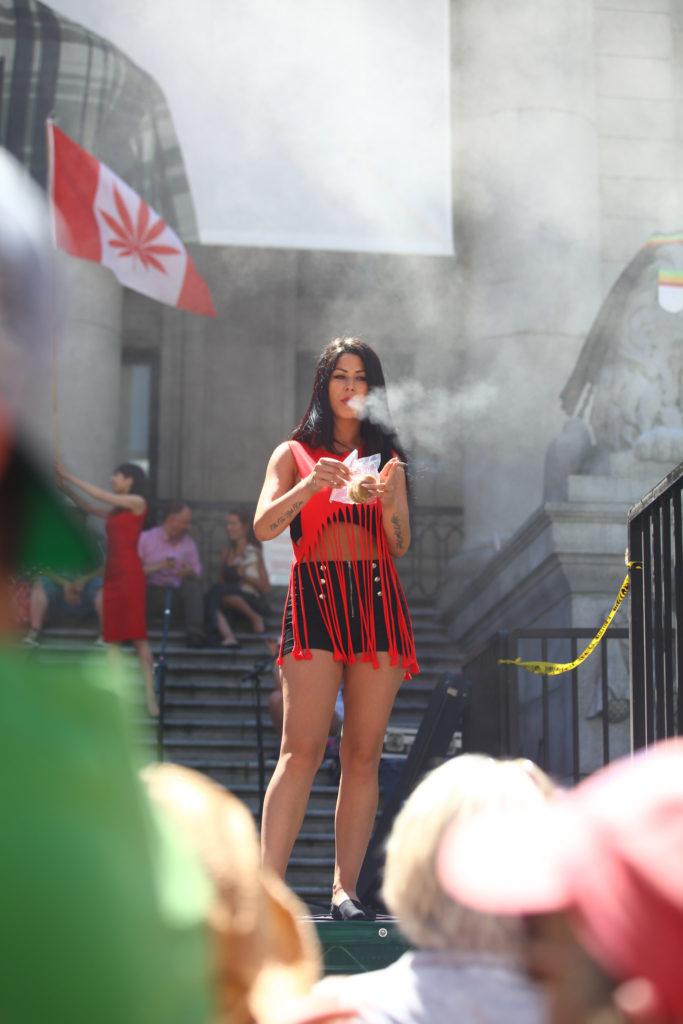 De federale regering van Canada heeft toegezegd nieuwe cannabiswetgeving in te voeren (© GoToVan)