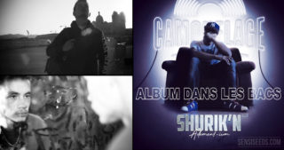 """Sensi Seeds is proud to announce the release of Shurik'n's video for """"Où te mèneront tes pas"""""""