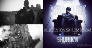 """Sensi Seeds kondigt vol trots de nieuwe video van Shurik'n's aan: """"Où te mèneront tes pas"""""""