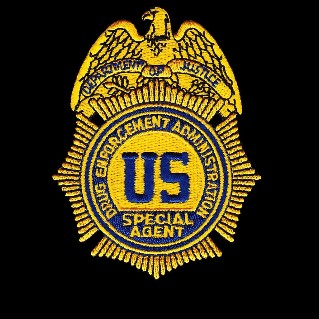 La DEA es la Agencia Antidrogas estadounidense que depende del Departamento de Justicia
