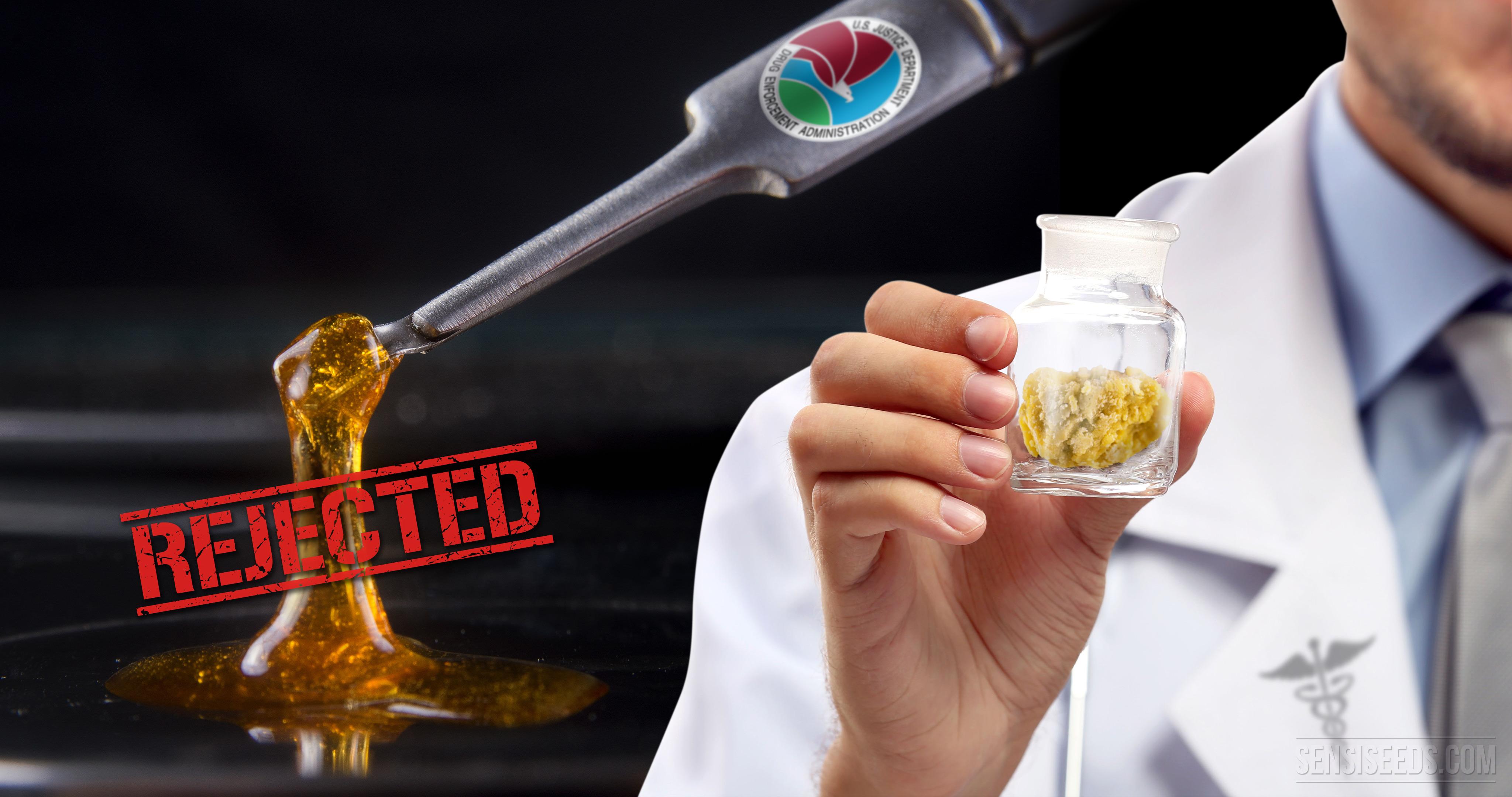 Extracciones de Cannabis Clasificadas en Lista I por DEA