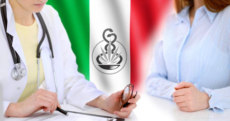Italië: Door het leger gekweekte medicinale cannabis in apotheken