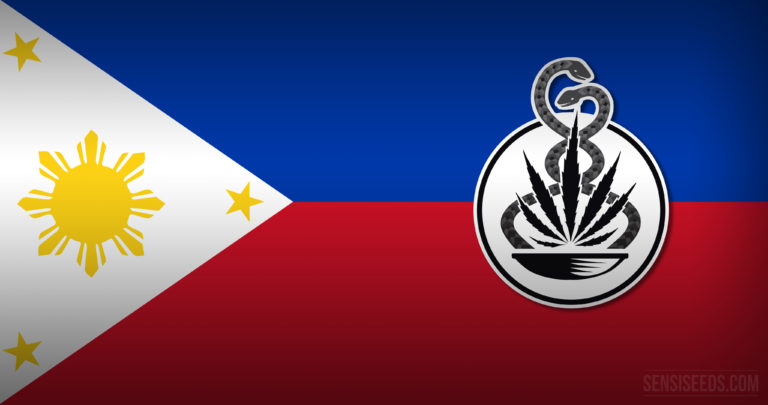 Anteproyecto de ley del cannabis medicinal presentado en Filipinas