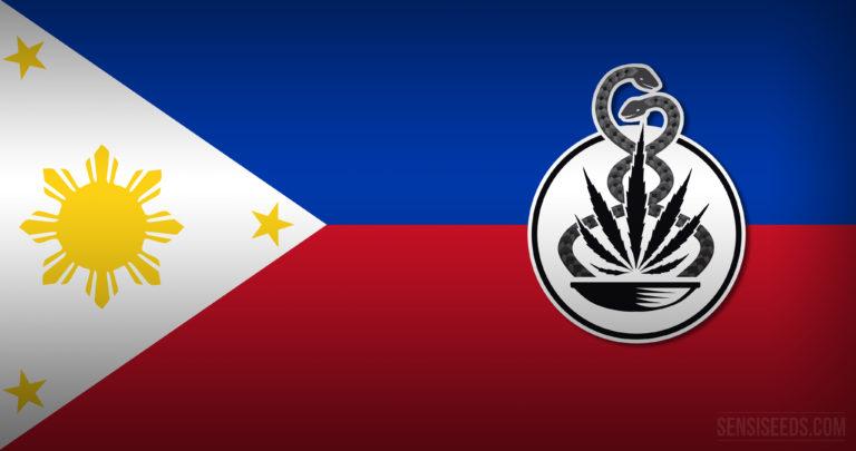 Dépôt d'un avant-projet de loi sur le cannabis à usage médical aux Philippines
