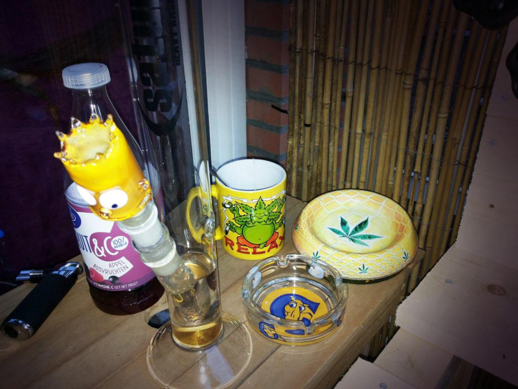 El resurgimiento del arte del vidrio en el sector del cannabis - Sensi Seeds Blog