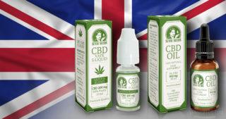 Het Verenigd Koninkrijk erkent CBD officieel als medicijn