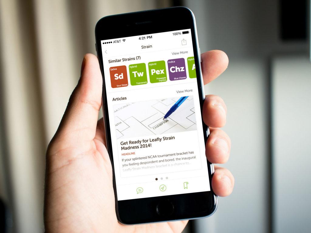 Die Top 10 der Cannabis-Apps, die wirklich nützlich sind