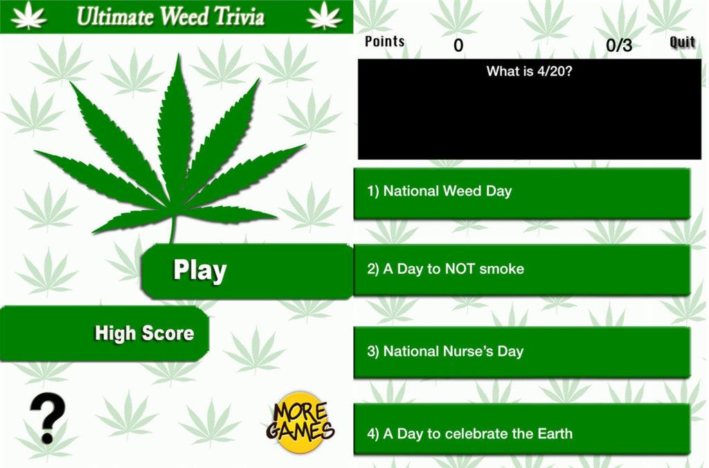 De tien echt handige cannabisapps