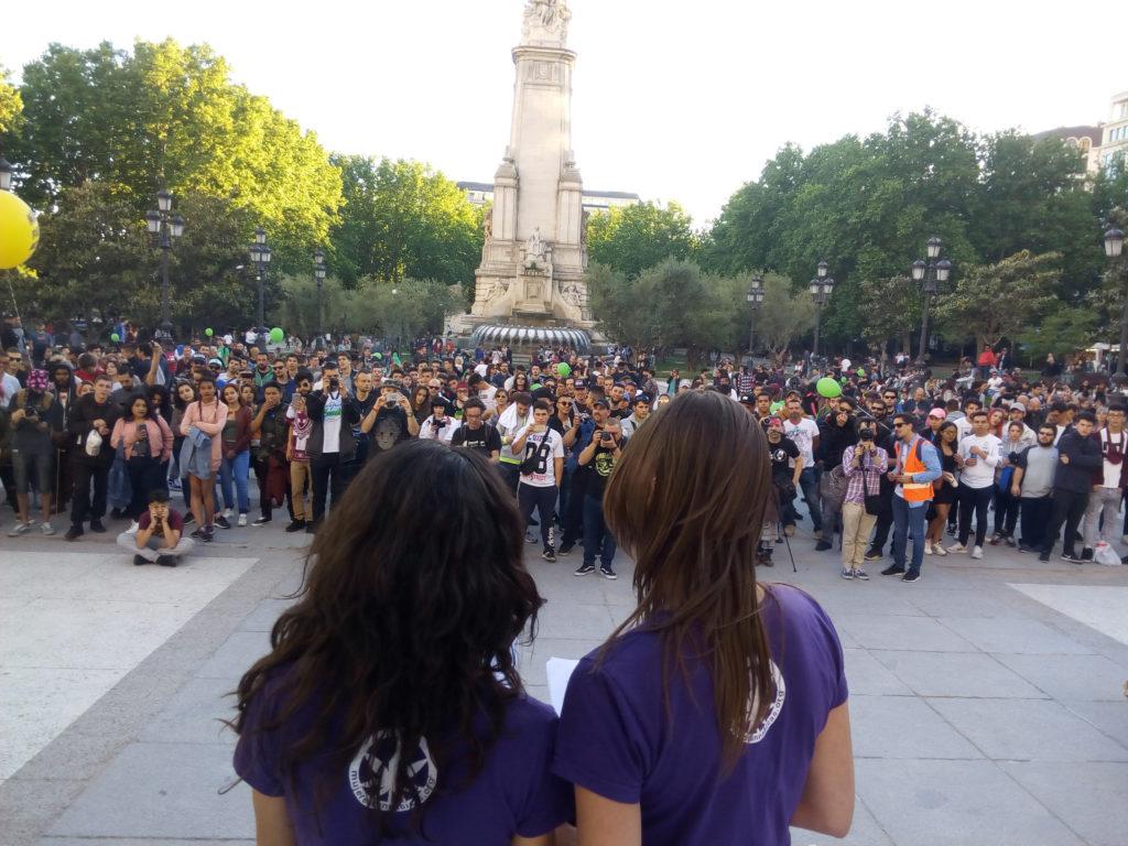Madrid MMM 2017: Den Wechsel säen – Sensi Seeds Blog