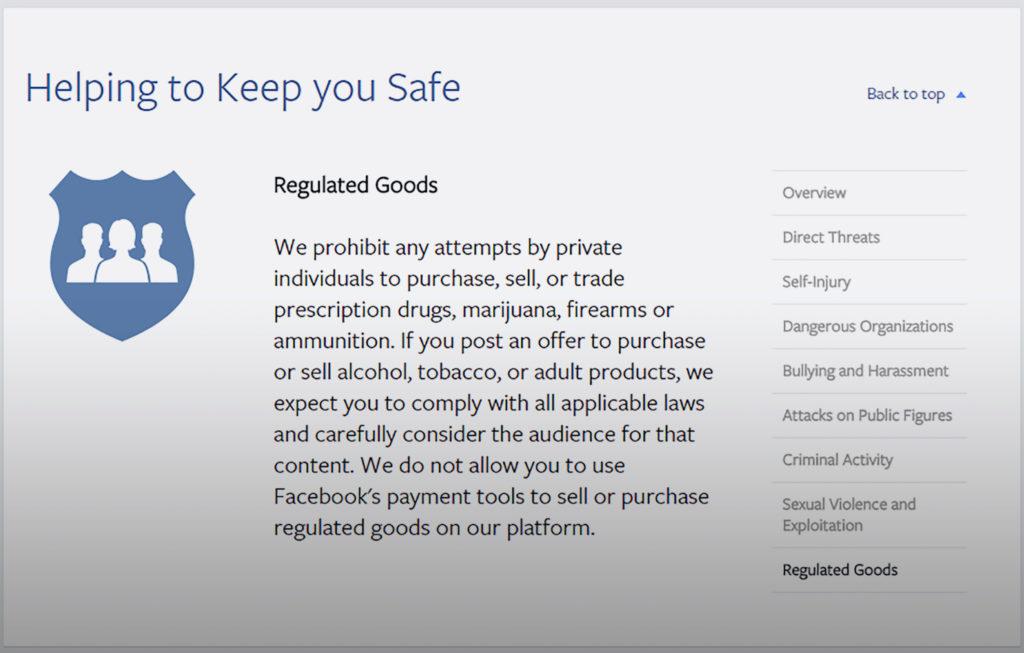 Facebook continue à retirer les contenus cannabiques, mais pourquoi ? - Sensi Seeds Blog