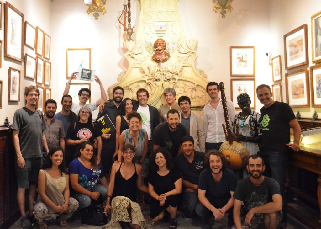 Katalonien legalisiert Cannabis und die Cannabis-Clubs - Sensi Seeds Blog