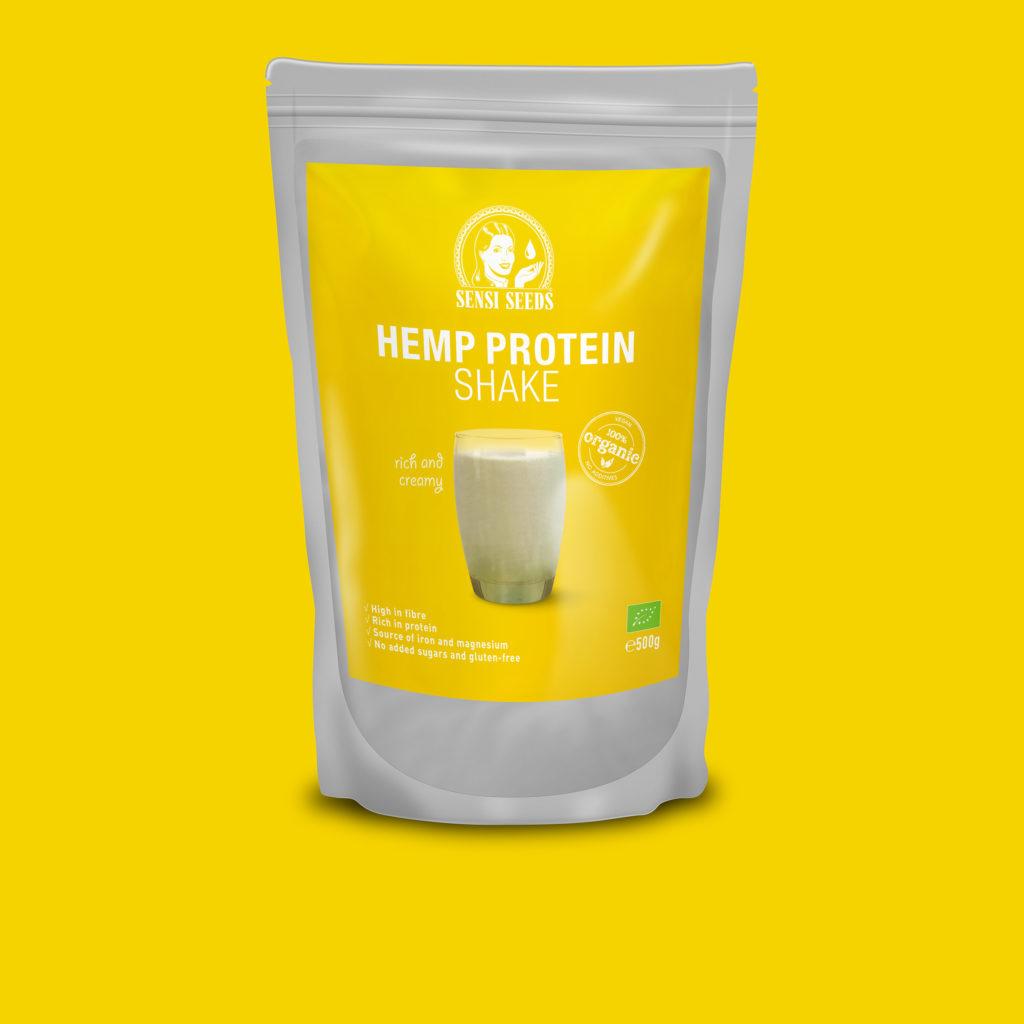 Boisson protéinée au chanvre de Sensi Seeds Hemp Foods