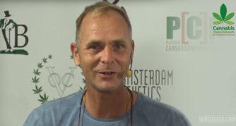 Vidéo du CNN; Alan Dronkers parle cannabis, et plus - Sensi Seeds Bl