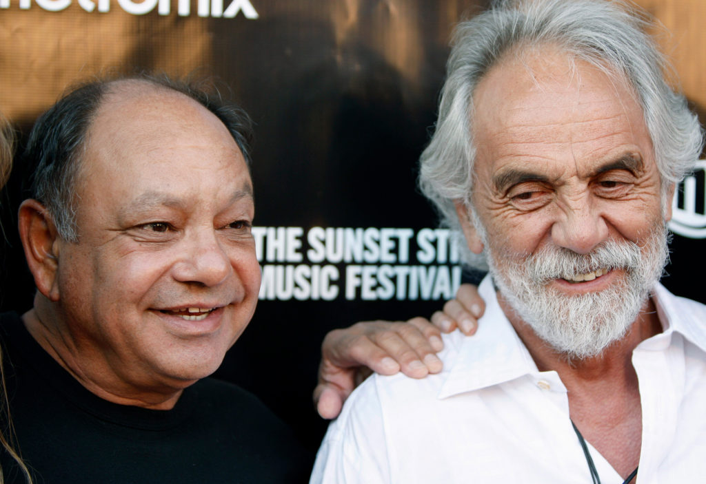Cannabis celebrity profile: Tommy Chong - Sensi Seeds Blog