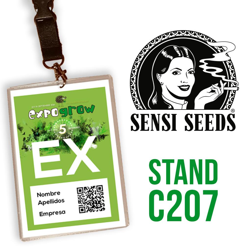 Visitez Sensi Seeds à ExpoGrow 2017 ! - Sensi Seeds Blog