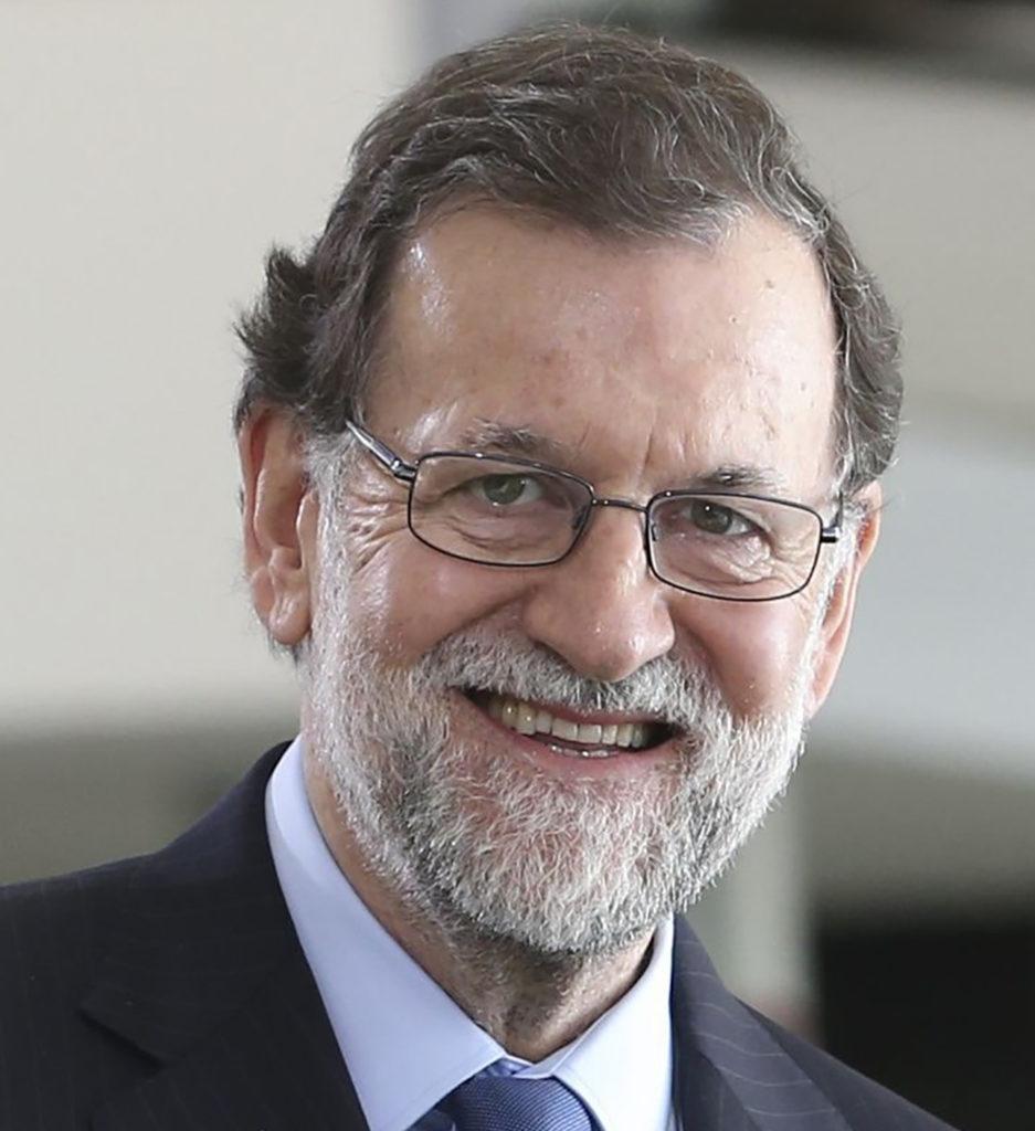 President Mariano Rajoy Brey portrait