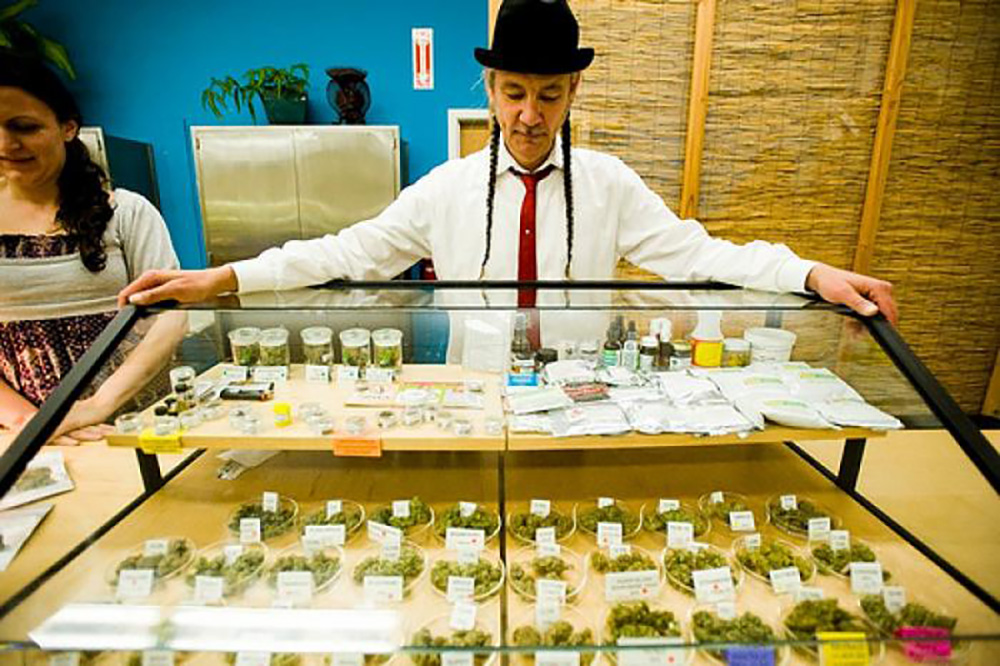 Cannabis celebrity profile: Steve DeAngelo - Sensi Seeds Blog