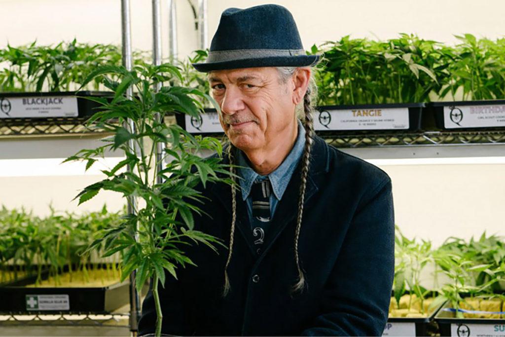 Profil eines Cannabis-Prominenten: Steve DeAngelo - Sensi Seeds Blog