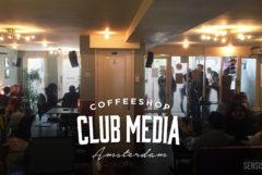 Coffeeshop Club Media - meilleur Coffeeshop d'Amsterdam! - Sensi Seeds Blog