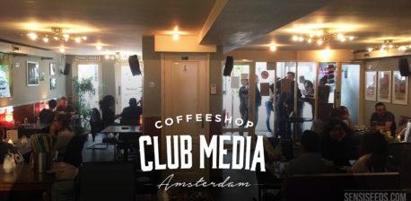Coffeeshop Club Media – Bester Coffeeshop in Amsterdam! - Sensi Seeds Blog