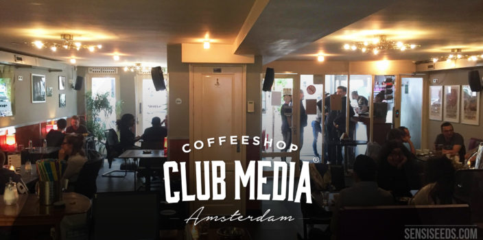Club Media - Best Coffeeshop in Amsterdam! - Sensi Seeds Blog