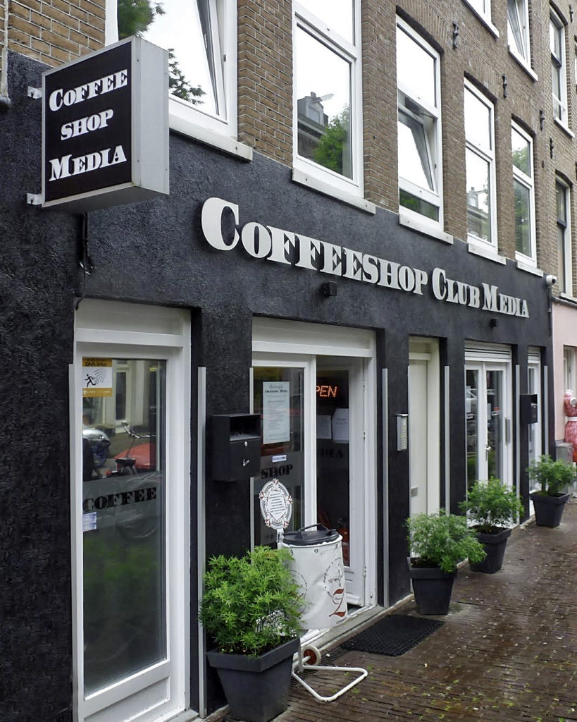 Coffeeshop Club Media – Bester Coffeeshop in Amsterdam! - Sensi Seeds Blog