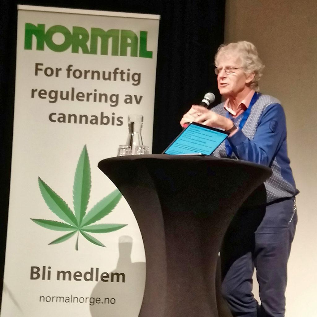 Crónica sobre el primer congreso Nordic Reform Conference - Sensi Seeds Blog