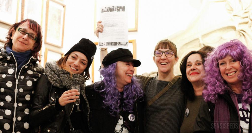Frauen säen gerade die Zukunft von Cannabis