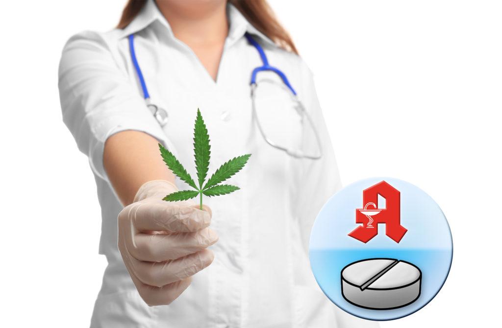 Cannabis au Parlement allemand et ministère de la Santé