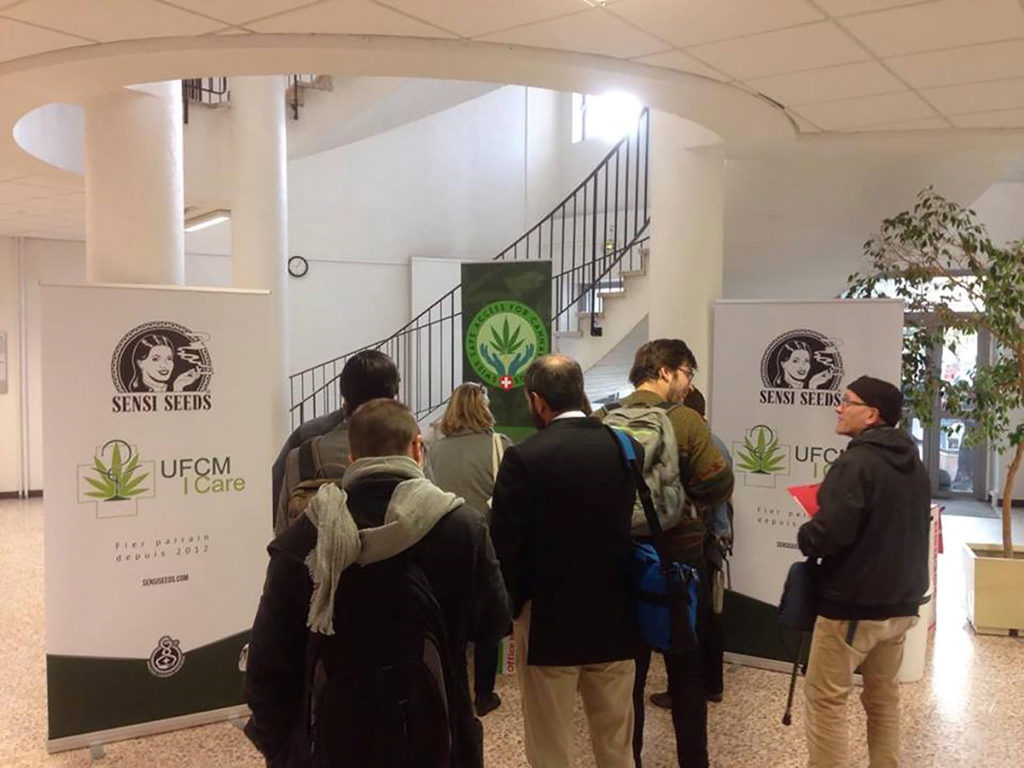 UFCM ICare symposium 2018: welcome to La Sorbonne
