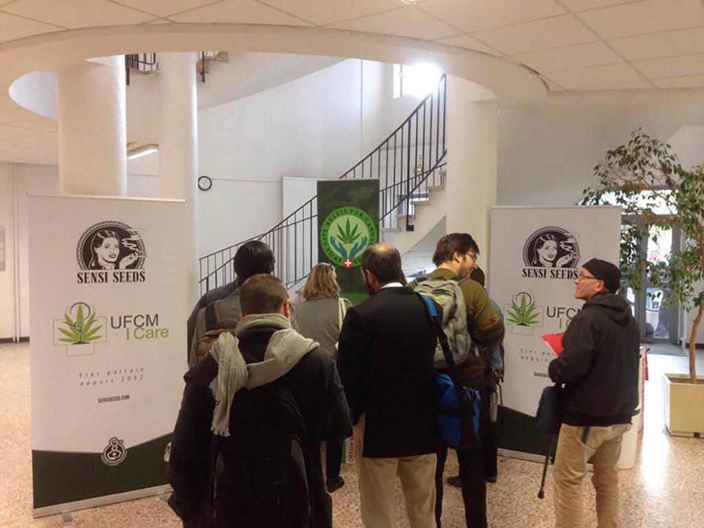 Simposio de la UFCM ICare 2018: bienvenido a La Sorbona