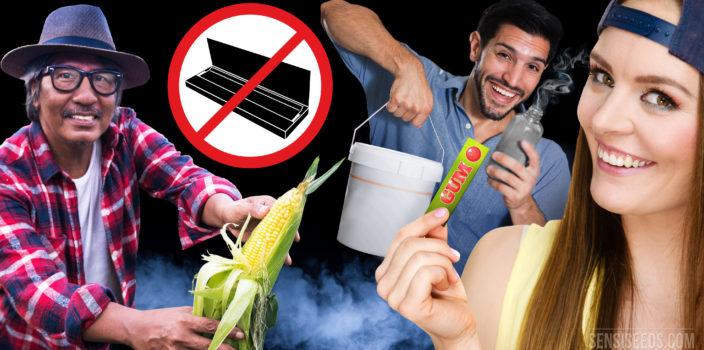 5 soluciones para cuando te quedas sin papel de fumar