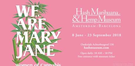 Nueva Expo en Ámsterdam: Mujeres en Industria del Cannabis