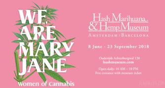 Nieuwe expositie in Amsterdam over vrouwen cannabisbranche