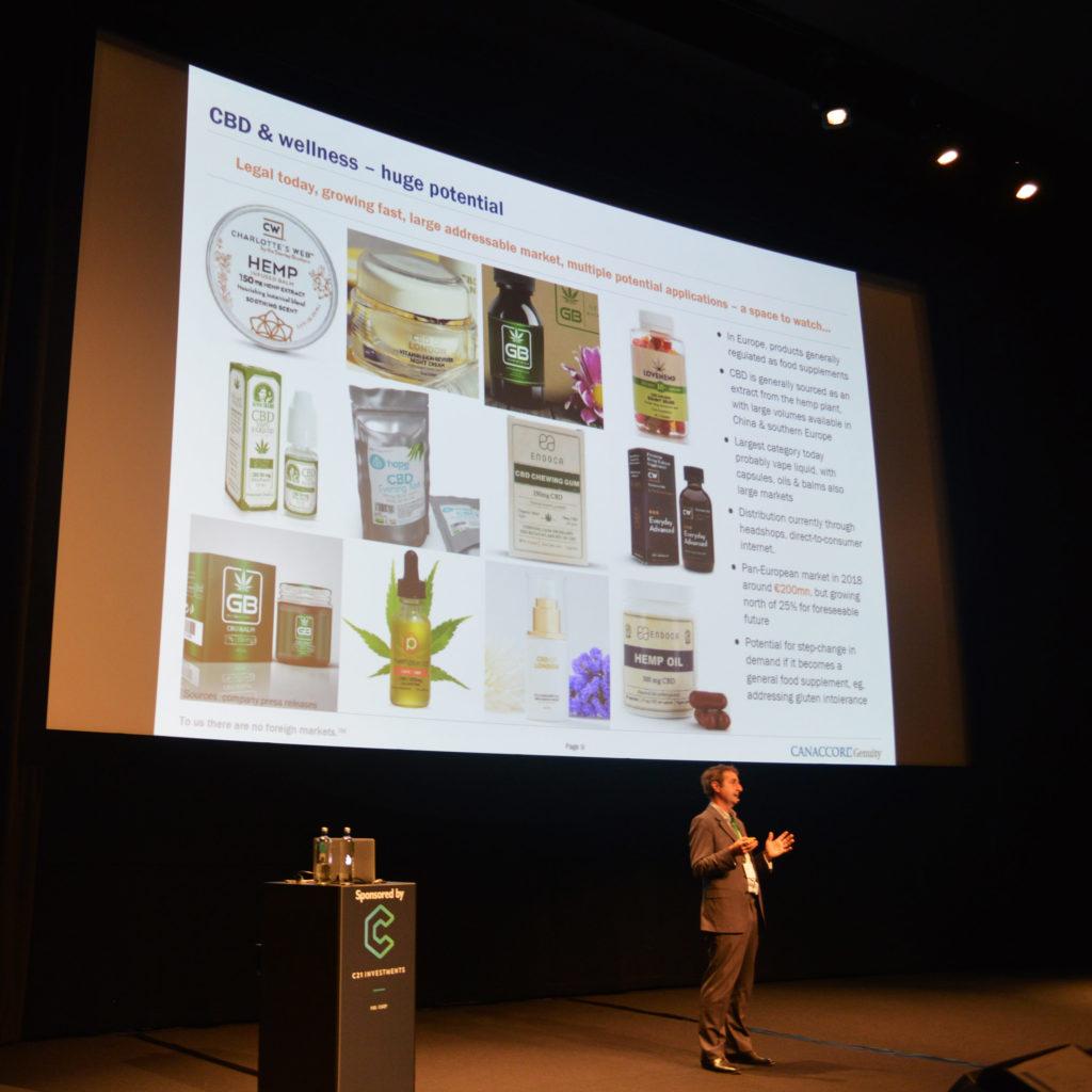 Reportaje del congreso Cannabis Capital Convention 2018