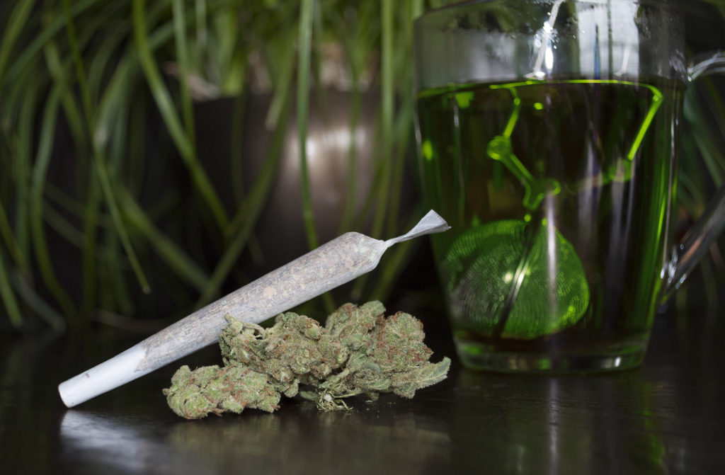 Baat of schaadt cannabis mijn PDS?