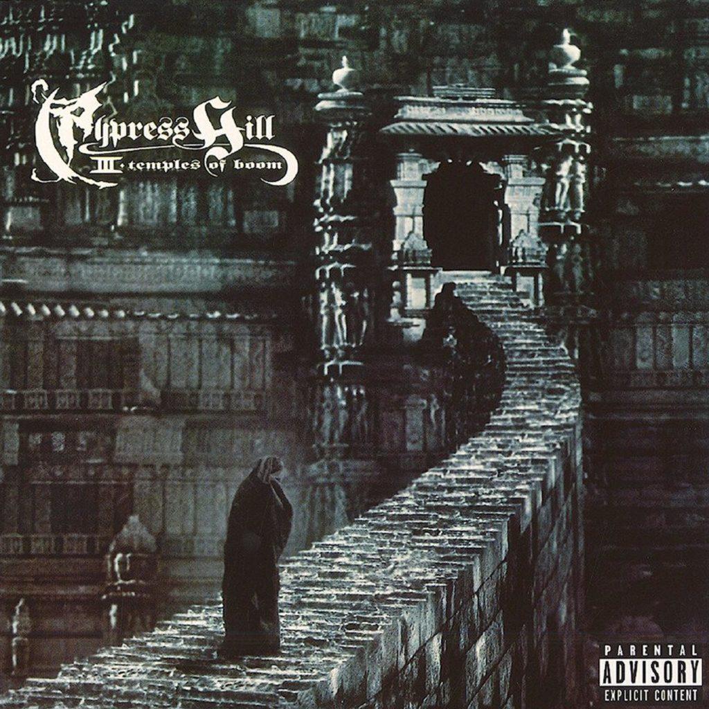 Cypress Hill III, Tempels van Boom Album Cover Art