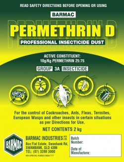 Permethrin, ein starkes synthetisches Pyrethrin-Pestizid, schadet nachweislich der menschlichen Gesundheit