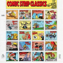 Seitdem Comics in den Vereinigten Staaten erscheinen, haben sie sich zu einem Sprachrohr für die Kommunikation zwischen Klassen, Generationen und sogar Rassen verwandelt (ldjpg)