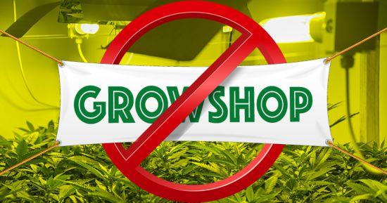 Growshops Deutschland