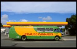Die Legalisierung von Cannabis wird von den Australiern mehrheitlich unterstützt (CC. Sids1)